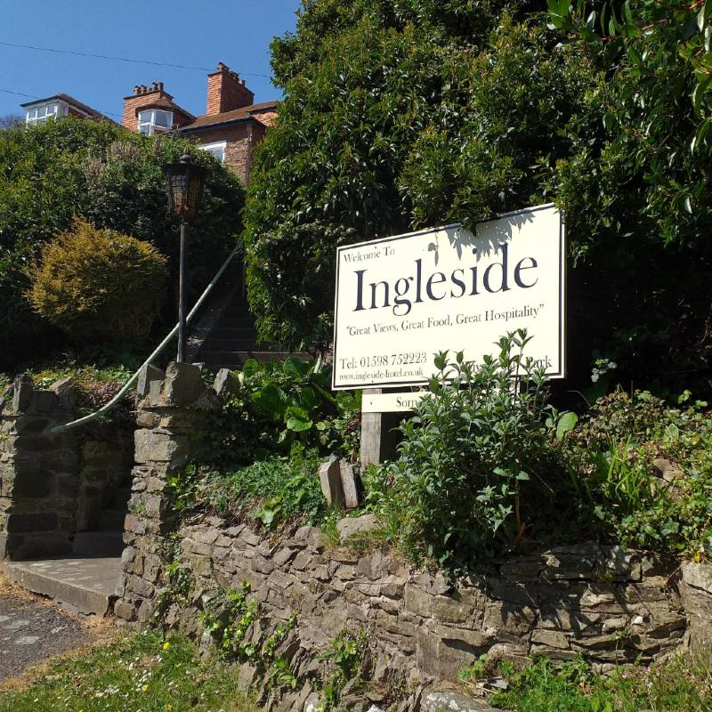 Welcome to Ingleside Guest House Hotel